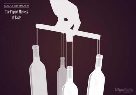 Famous Winemakers In California | Wine Folly | Wine Harmony (TM) | Scoop.it