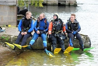 Charity helps drug addicts recover by teaching them to scuba dive | All about water, the oceans, environmental issues | Scoop.it