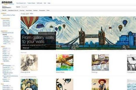 Les géants d'Internet à l'assaut du monde de l'art   Web & Com   Scoop.it