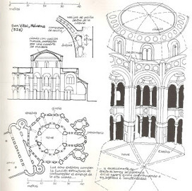 Historia de la Arquitectura - USMA: Arquitectura Bizantina   La Arquitectura Durante la Edad Media   Scoop.it