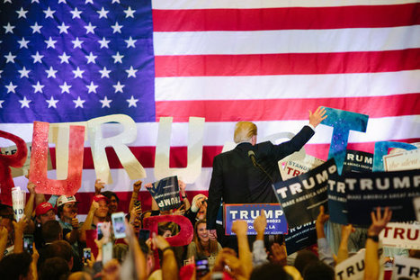 The Geography of Trumpism | Sociological Imagination | Scoop.it