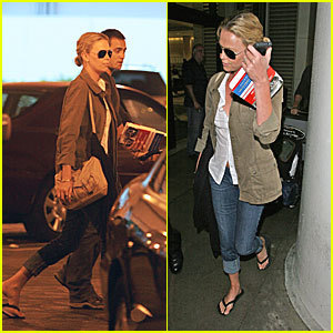 Spotted: Charlize Theron travels with her Havaianas! | Havaianas | Scoop.it