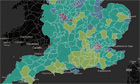 The England cuts map: what's happening to each local authority and council? | Spatial in Schools | Scoop.it