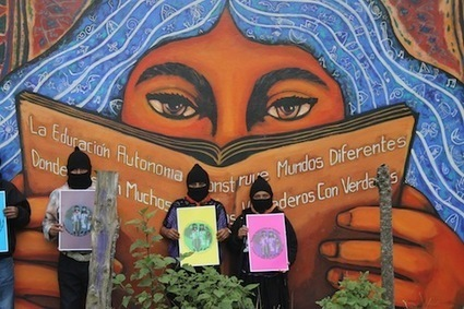 Zapatistas celebrate 10 years of autonomy with 'escuelita' | a-news | Scoop.it