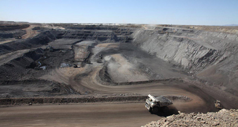 Les immenses ressources minières de la Mongolie âprement convoitées   Mining in Poor Countries   Scoop.it
