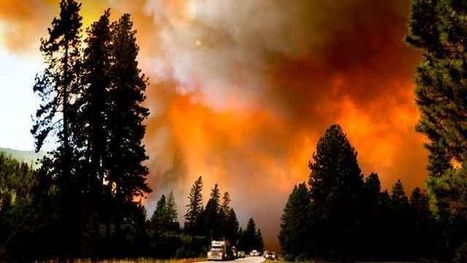 Feds running out of money to fight wildfires - Fox News | CLOVER ENTERPRISES ''THE ENTERTAINMENT OF CHOICE'' | Scoop.it