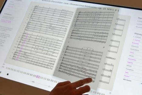 Electronic Baton Lets Anyone Be The Conductor Of A Virtual Symphony [Video]   Design Without Borders   Scoop.it