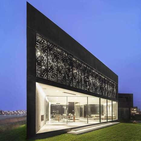 VILLA KAVEL 01 BY STUDIONINEDOTS | Building & Architecture | Scoop.it