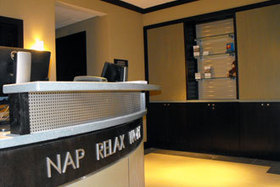 New 'nap centres' installed at Dallas/Fort Worth Airport | Tourism Social Media | Scoop.it