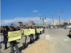 Alexandria activist goes on hunger strike | Égypt-actus | Scoop.it