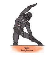Star Wars Yoga: The Illustrated Edition   GeekGasm   Scoop.it