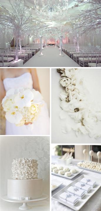 White Wedding Theme - just a few ideas | DIY WEDDINGS | Scoop.it