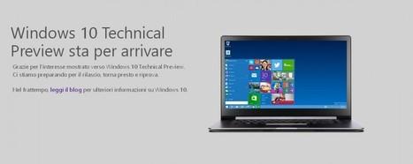 Windows 10 e la modalità ibrida continuum per tablet e portatili   Windows 8 Blog   Scoop.it