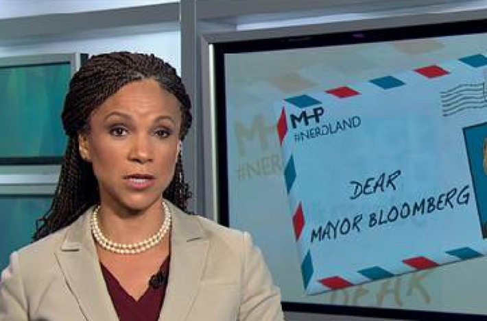 WATCH: MSNBC Host Rips Bloomberg For Controversial Ad Campaign | A Marketing Mix | Scoop.it