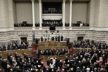 Le Parlement grec crée une commission pour auditer la dette | Economie Responsable et Consommation Collaborative | Scoop.it