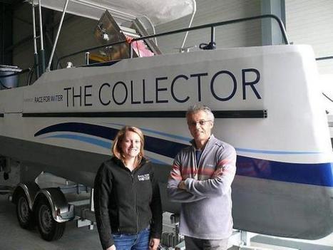 Ce bateau est un aspirateur à déchets plastique | Vous avez dit Innovation ? | Scoop.it