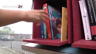Cabinas telefónicas que se convierten en bibliotecas | INFORMACIÓN-DOCUMENTACIÓN unileon | Scoop.it