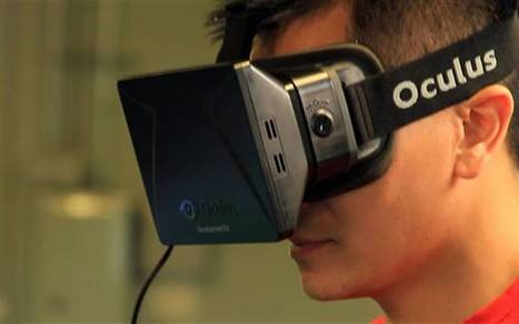 College programs turning to virtual reality for recruiting - Centre Daily Times | Sports and Performance Psychology | Scoop.it