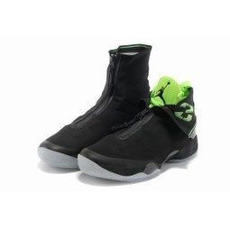 Air Jordan XX8 Men Shoes Black Green | Jordan 28 for sale | Scoop.it