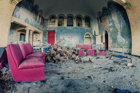 Ell, immagini dall'abbandono che fermano l'oblio | M.O.M.A. Style | CONTEMPORARY MOOD INSIDE RICKY'S ROOM | Scoop.it