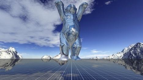 Usages des mondes virtuels -3D-en mathématiques avec   IMAGINARY   Narration transmedia et Education   Scoop.it