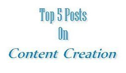 Top 5 Posts on Content Creation - Week #41 - Malhar Barai | Quick Social Media | Scoop.it
