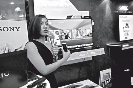 Sony introduces Bravia Android TV - Sun.Star | sony | Scoop.it
