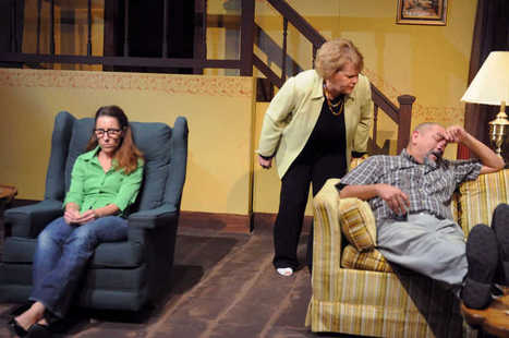 Topeka Civic Theatre puts fun in 'August: Osage County's' dysfunctional family - cjonline.com | OffStage | Scoop.it