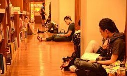 24-hour arty people: why all-night reading beats raving in Taipei | Librairie & Bookshop | Scoop.it