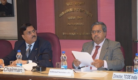 I-MADE Program For 35,000 Institutions Inaugurated By Mr. J. S. Deepak, Secretary, Department Of Telecommunications   EdTechReview   Scoop.it