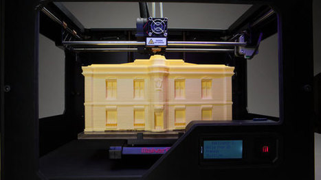 3D Printing Business Gets Boost from Obama - The Fiscal Times | 3D printing in New york | Scoop.it