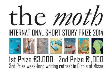 The Moth Magazine | Writing Competitions | Scoop.it