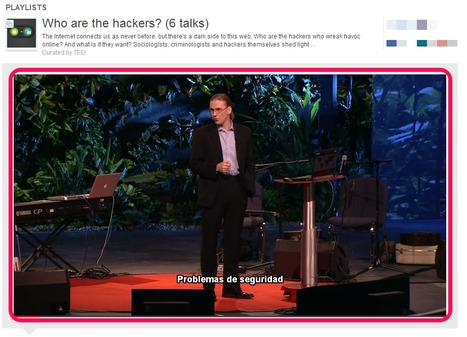 Who are the hackers? | #TED #recomiendo | Pedalogica: educación y TIC | Scoop.it