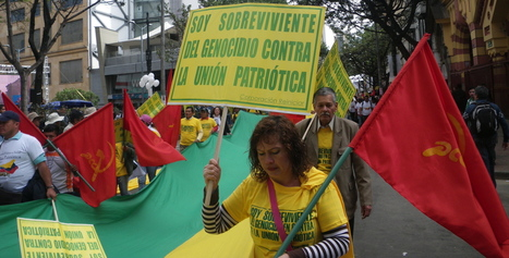 Assassinations could kill Colombian peace group Marcha Patriótica | Colombia | Scoop.it