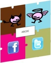 Social media met een twist: hoe sociaal ben jij? » SocialNed | Social media for learning | Scoop.it