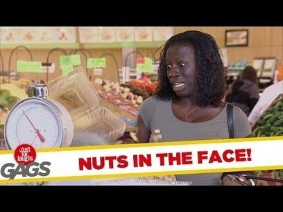Nuts in the Face Prank!!   Money   Scoop.it