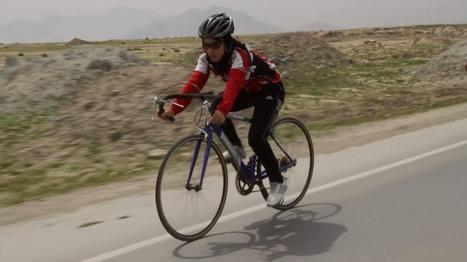 L'espoir des femmes afghanes passe par le vélo | A Voice of Our Own | Scoop.it