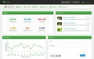 Free Download Premium Bootstrap Admin And Dashboard Themes | Bootstrap Dashboard And Admin Themes | Scoop.it