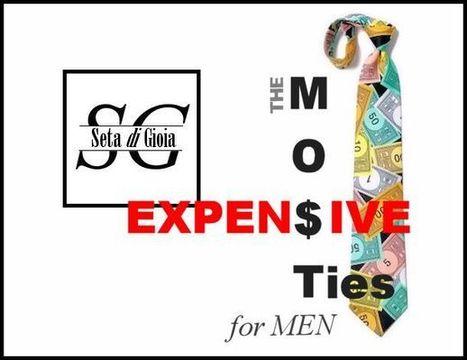 most expensive ties | Italian silk neckties | Scoop.it
