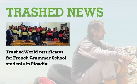 TrashedWorld - a global schools exchange programme on waste | Tools for Teachers & Learners | Scoop.it