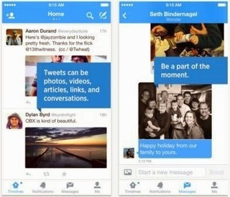Twitter gets Update to version 6 for iPhone with New Design - Software Don | Gadgets, Games, Apps & Tech | Scoop.it