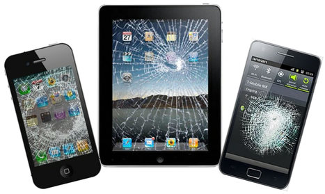 Ku 2010 » iPad Backlight Repair Works Even After Water Damage Occurs | iPhones and Apple Tech | Scoop.it