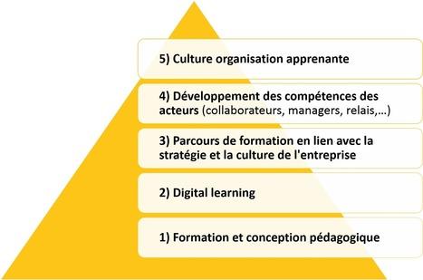 Transformation de la formation (0) : Les 5 chantiers - Eikos Concepts   DFOAD   Scoop.it