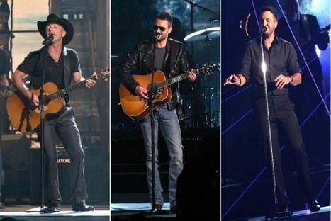 Kenny Chesney, Eric Church and Luke Bryan Among 2015 Billboard Touring Awards Finalists | Country Music Today | Scoop.it