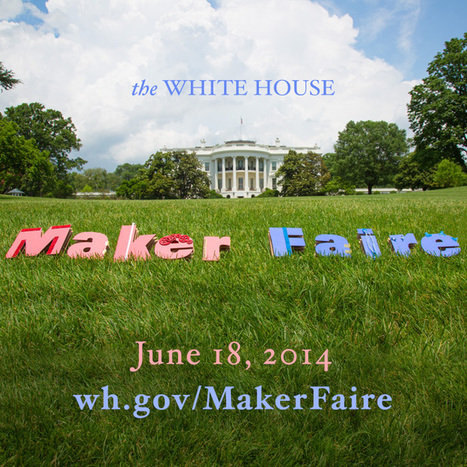 The First White House Maker Faire | Young Makers | Scoop.it