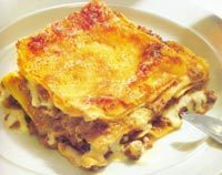 Vincisgrassi vs lasagne al forno | Le Marche and Food | Scoop.it