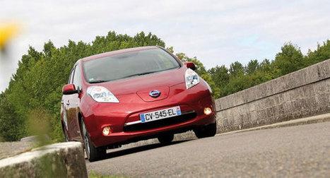 Tour Poitou-Charentes véhicules électriques 2014 – Rendez-vous les 24 & 25 septembre | Formation ingénieur EIGSI La Rochelle | Scoop.it