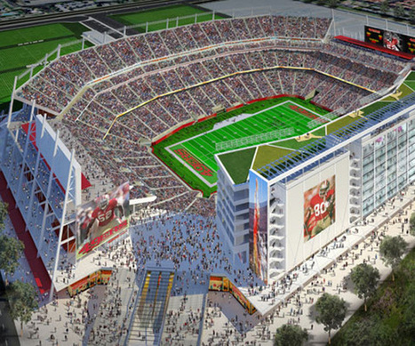New 49ers Stadium Will Feature Mobile App to Help Optimize Beer ... | 49ers | Scoop.it