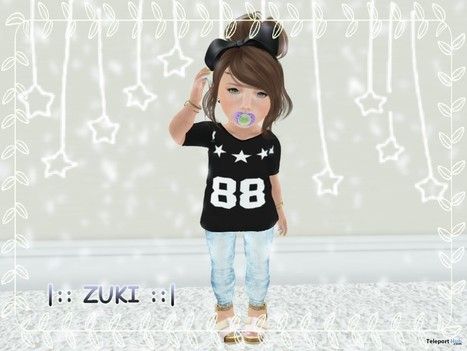 Rude Shirt For Toodledoo Baby Group Gift By ZUKI   Teleport Hub - Second Life Freebies   Second Life Freebies   Scoop.it