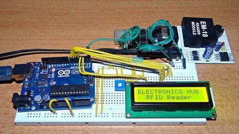 Arduino RFID Reader | Arduino, Netduino, Rasperry Pi! | Scoop.it